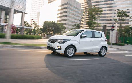 Novo Fiat Mobi é lançado no Brasil